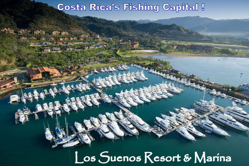 Costa Rica SportFishing Vacation